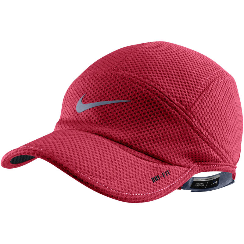 Mesh Daybreak Cap Gym Red