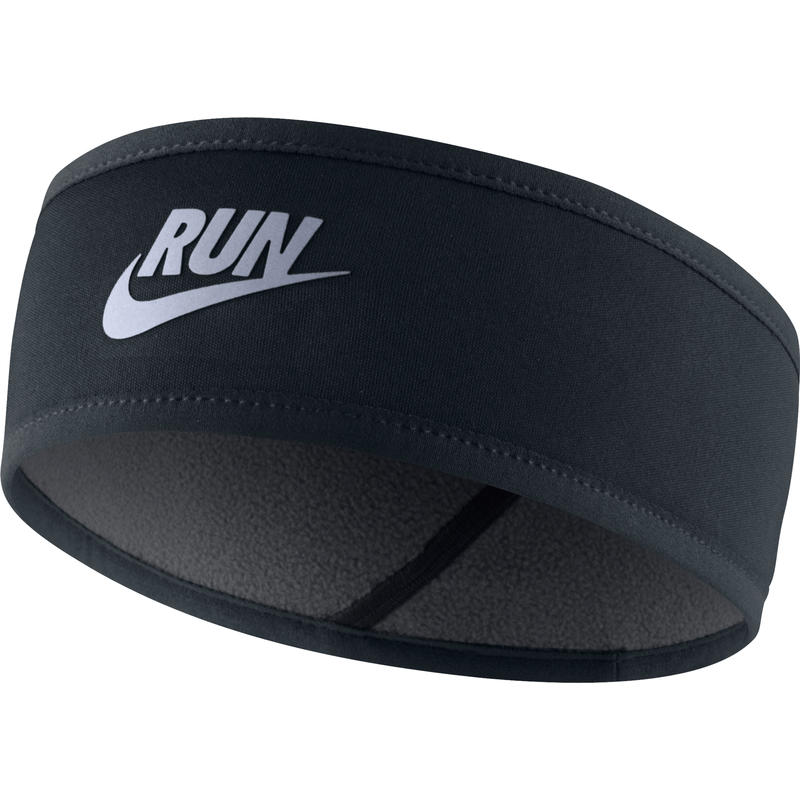 Cold Weather Headband Black/Dark Grey