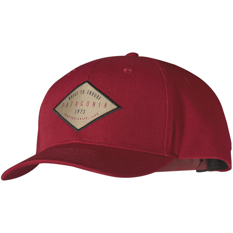 Roger That Hat Workwear Text/Wax Red
