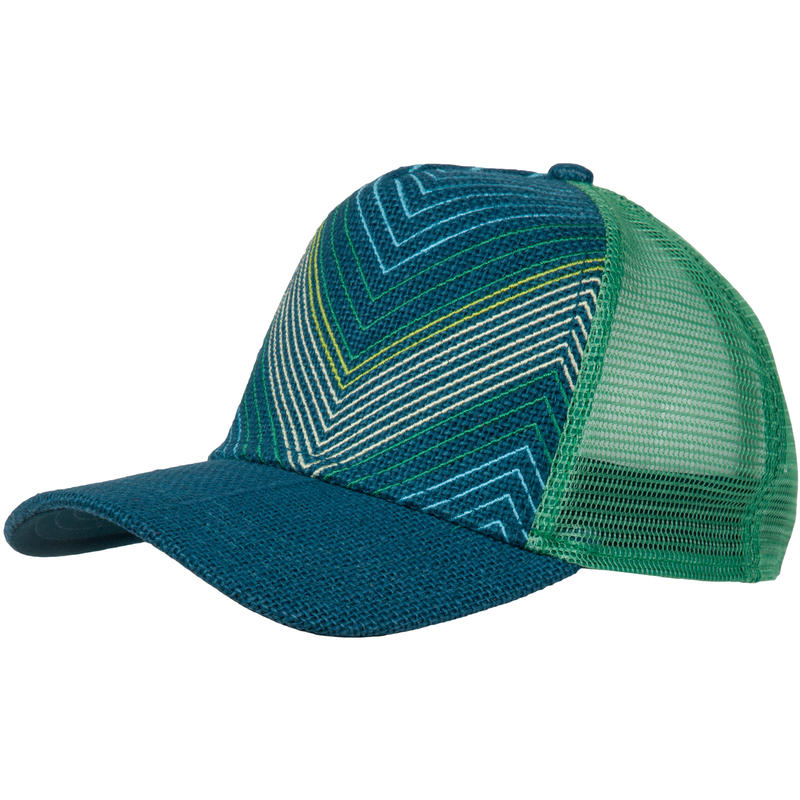 Miss Dixie Trucker Hat Deep Teal