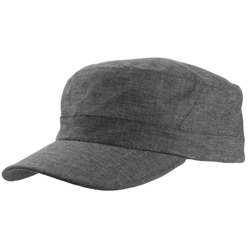 Peak Cadet Hat Dark Grey