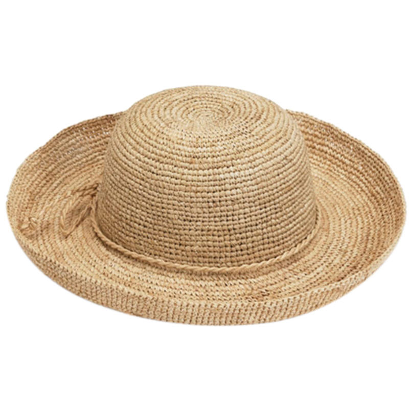 Chapeau Catalina Naturel