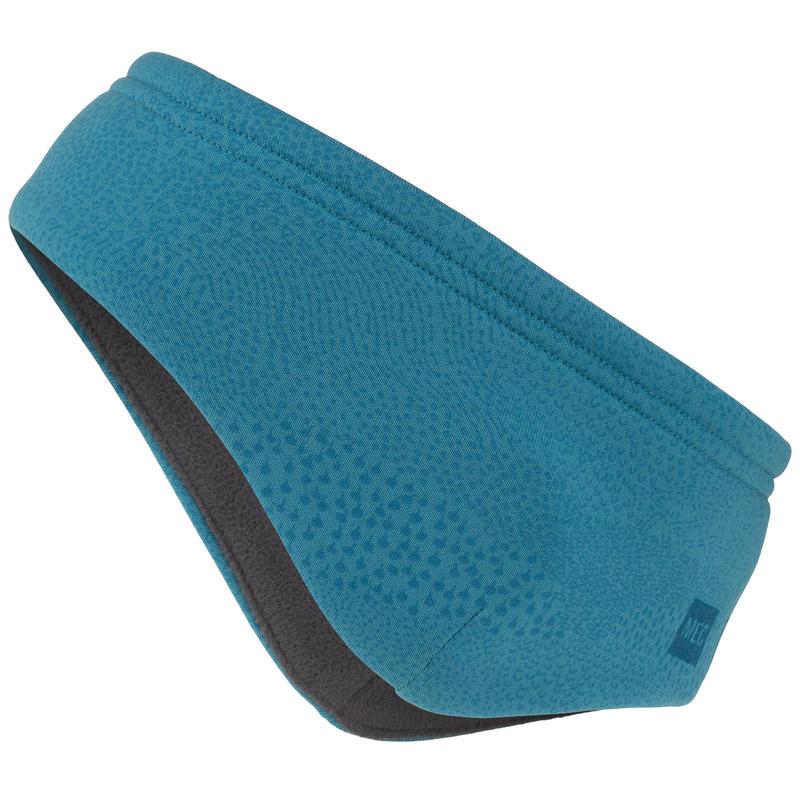 Frigorific Headband Turquoise Camouflage Print