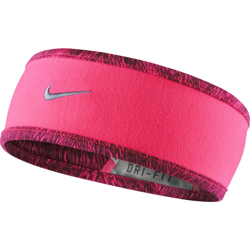 Cold Weather Reversible Headband 2 Hyper Punch