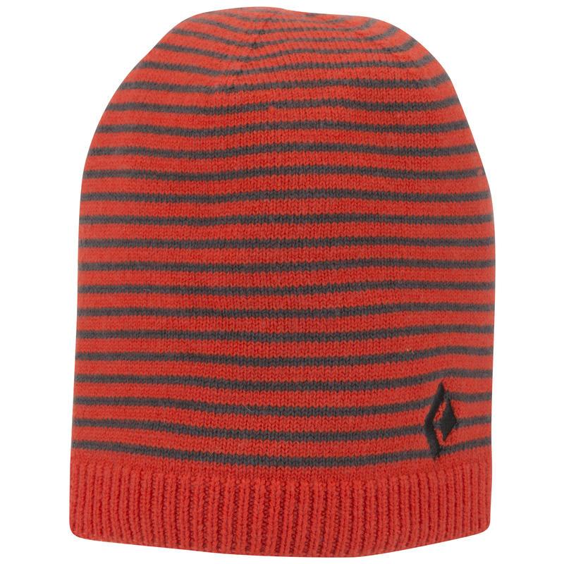 Tuque Matt en laine mérinos Octane/Ardoise
