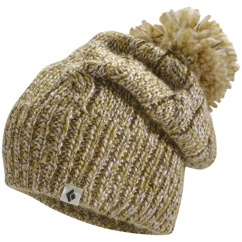 Tuque Tara en laine Aloès