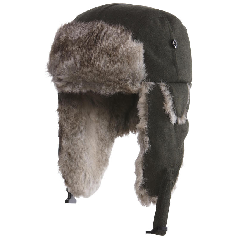 Dylon Hat Heather Olive