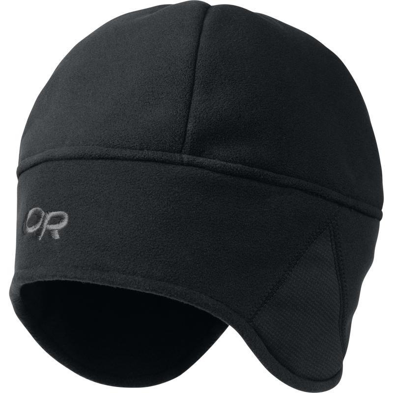 Wind Warrior Hat Black