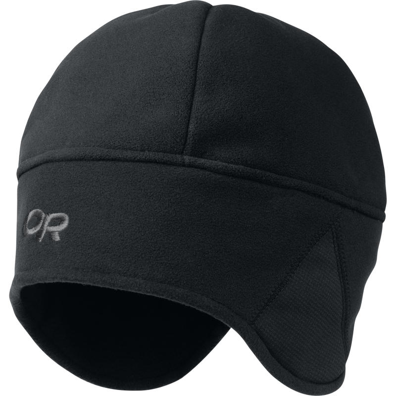 Tuque Wind Warrior Noir