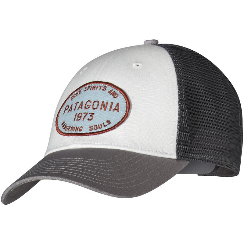 Hog Tag Lopro Trucker Hat White