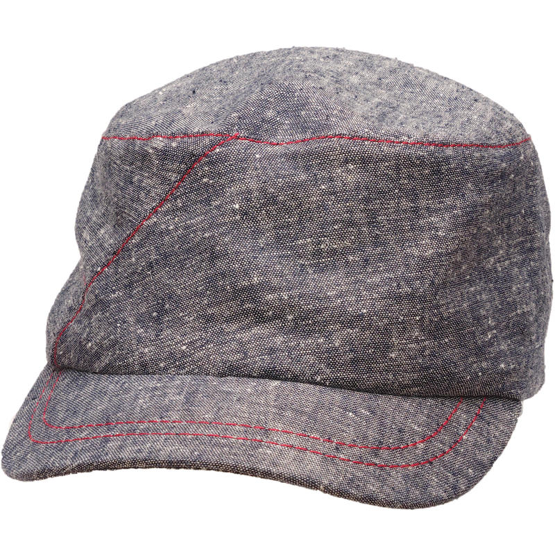 Kitts 2 Cadet Cap Denim
