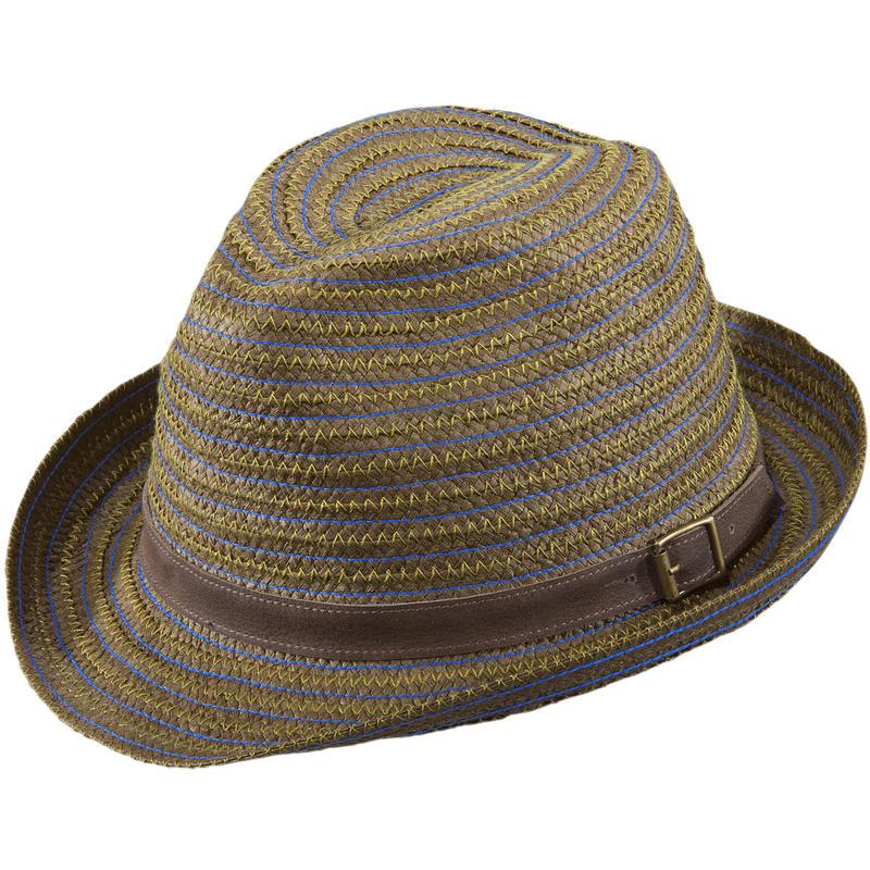 Ramone Fedora Hat Tobacco