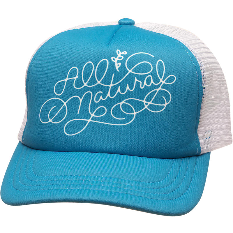 All Natural Trucker Cap Pacific