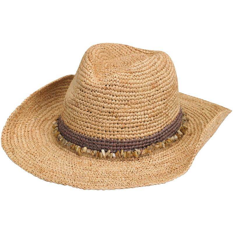 Tahiti Cowboy Hat Taupe