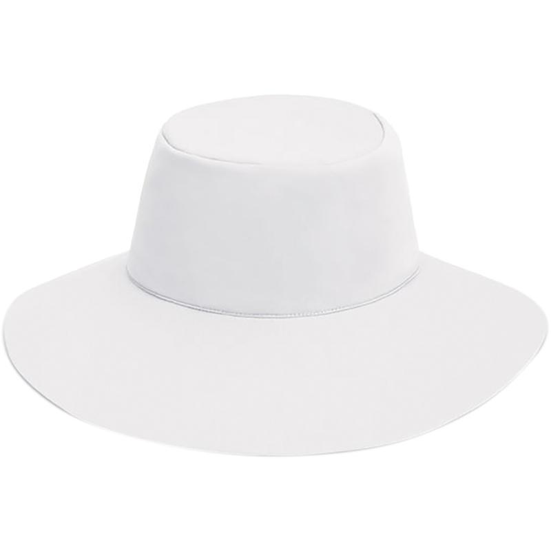Aqua Hat White