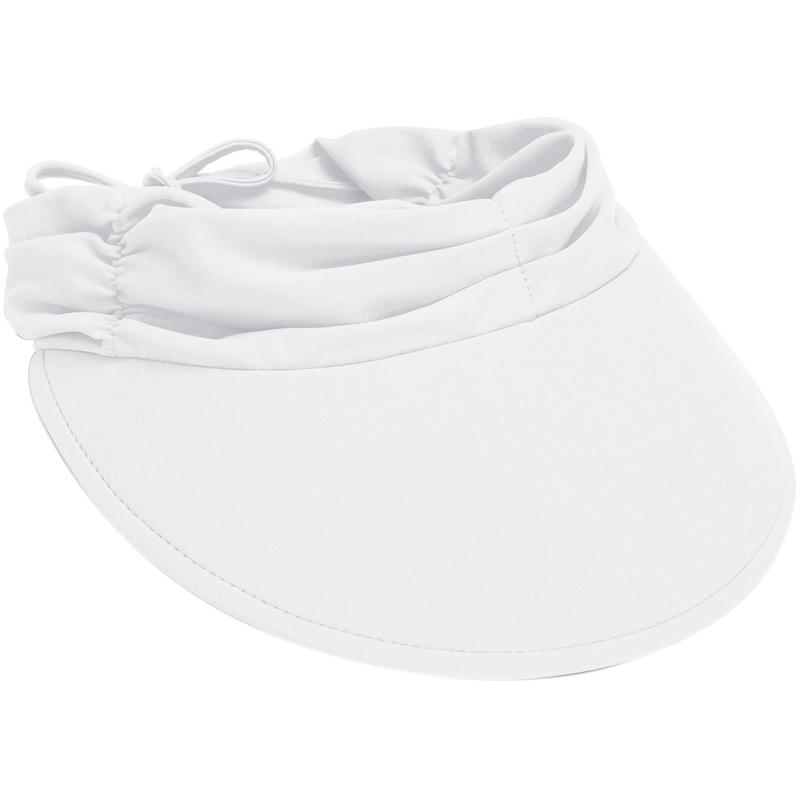 Aqua Visor White