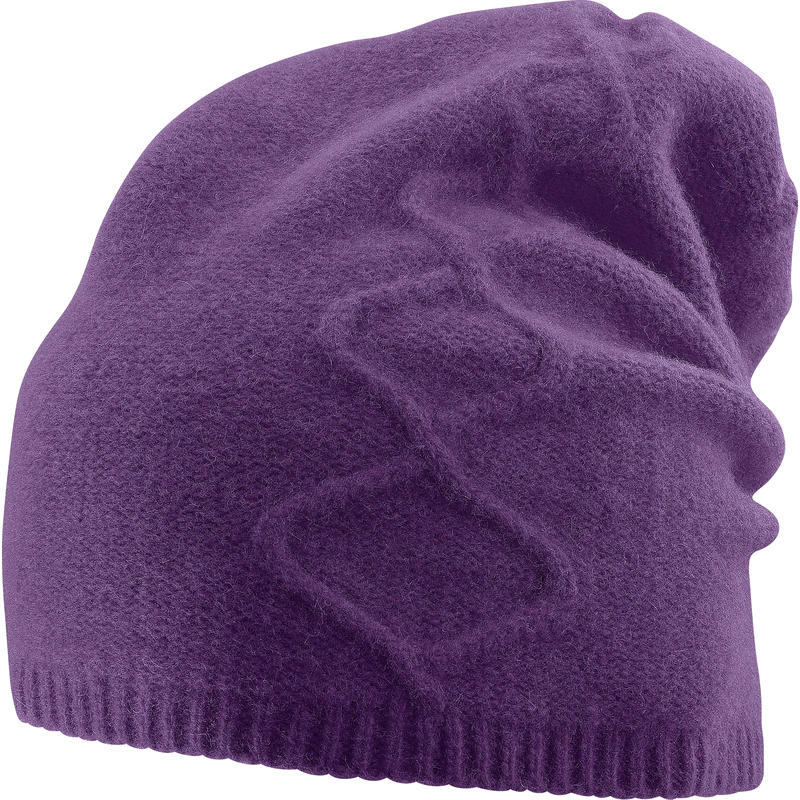 Fall Beanie Cosmic Purple