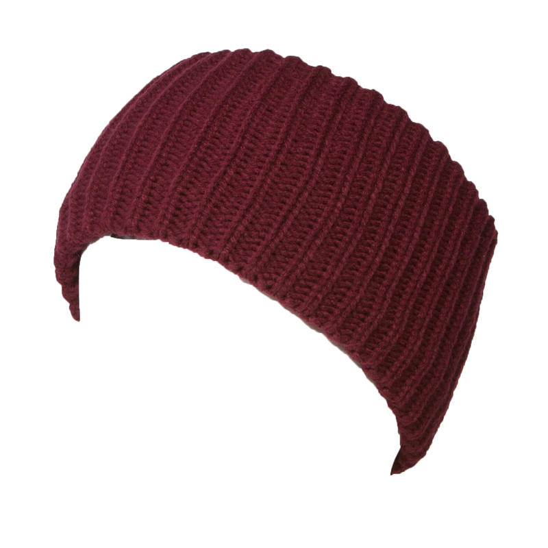 Bruback Headband Zinfandel