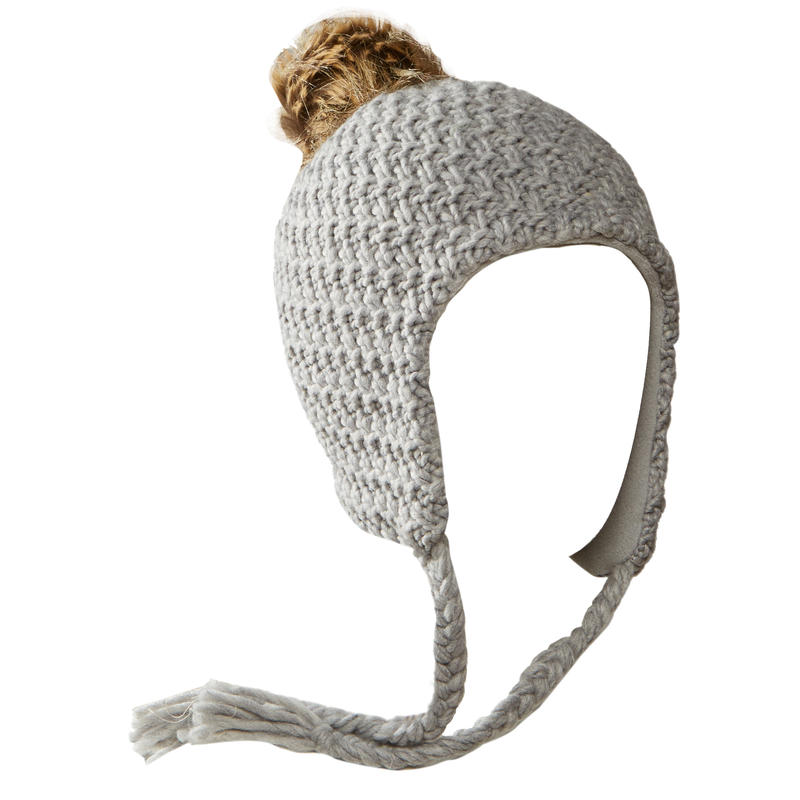 Savanna Toque Heather Grey