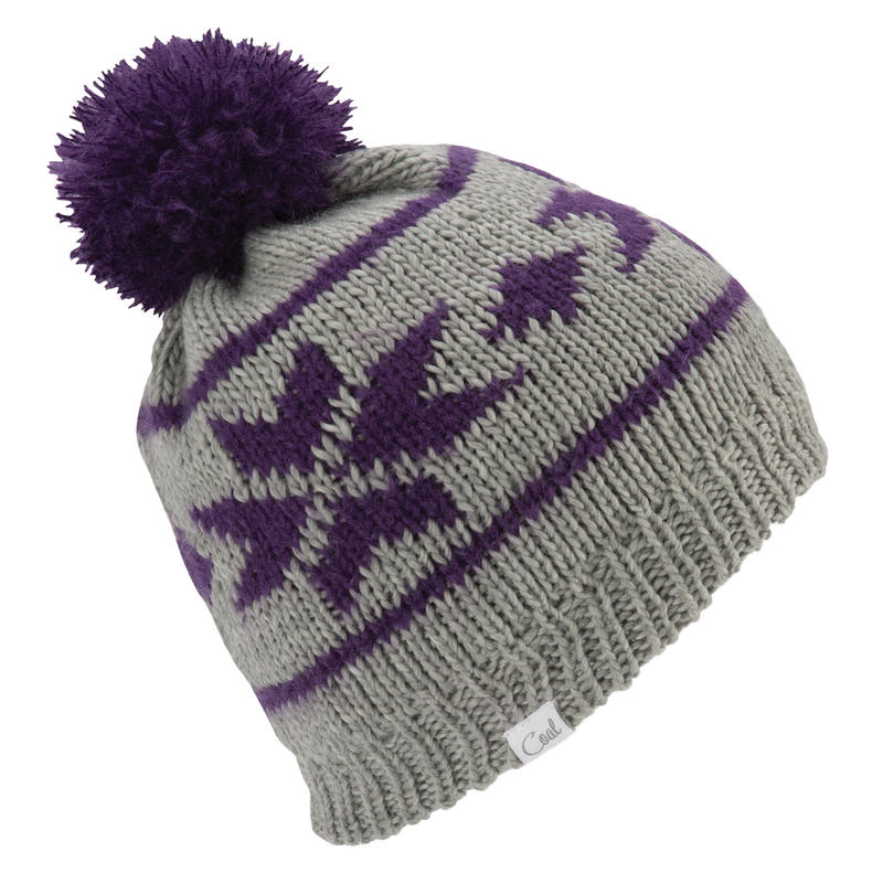 Britta Toque Heather Grey