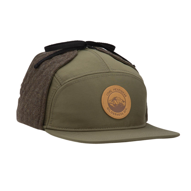Tracker Hat Olive