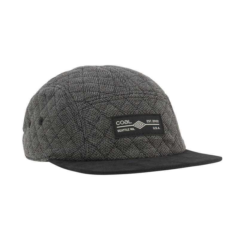 Clive Hat Charcoal