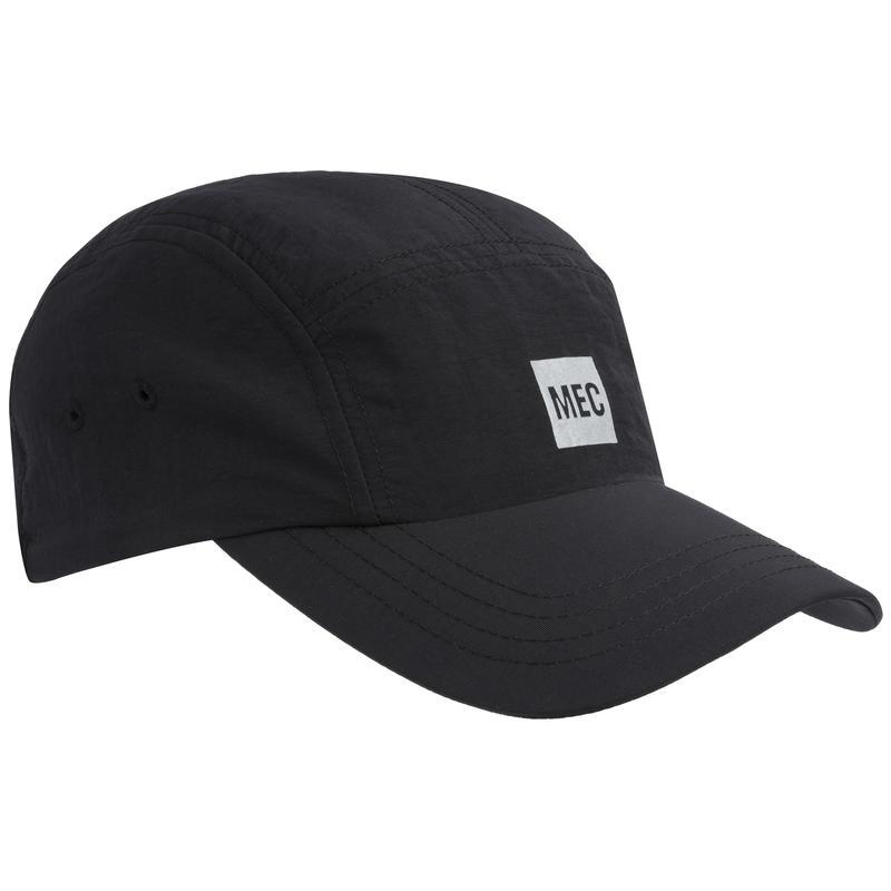 Ultra Run Cap Black