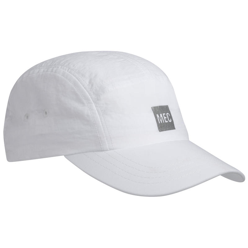 Ultra Run Cap White