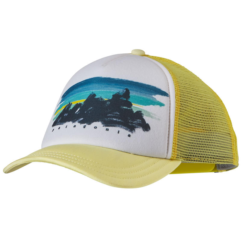 Painted Fitz Roy Interstate Hat Lite Blazing Yellow