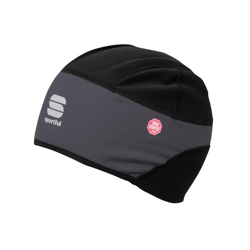 Bonnet WS Cold Noir/Gris foncé
