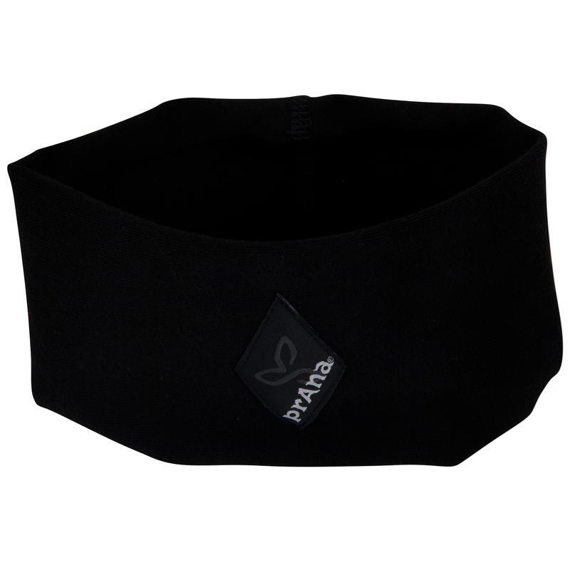 Organic Headband Black