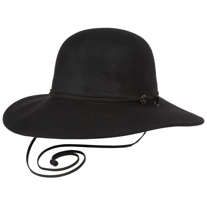 Stevie Wool Hat Black