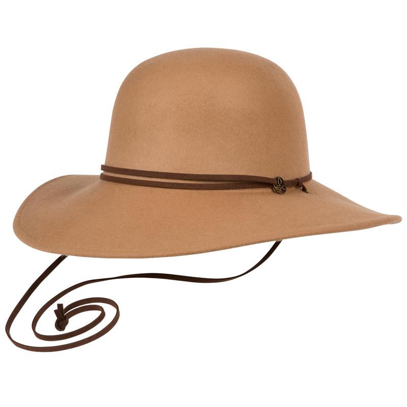 Stevie Wool Hat Light Cumin