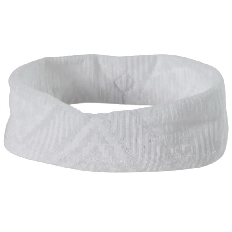 Burnout Headband White