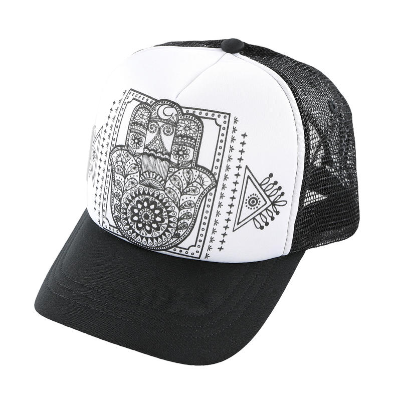 Serenity Trucker Black/White