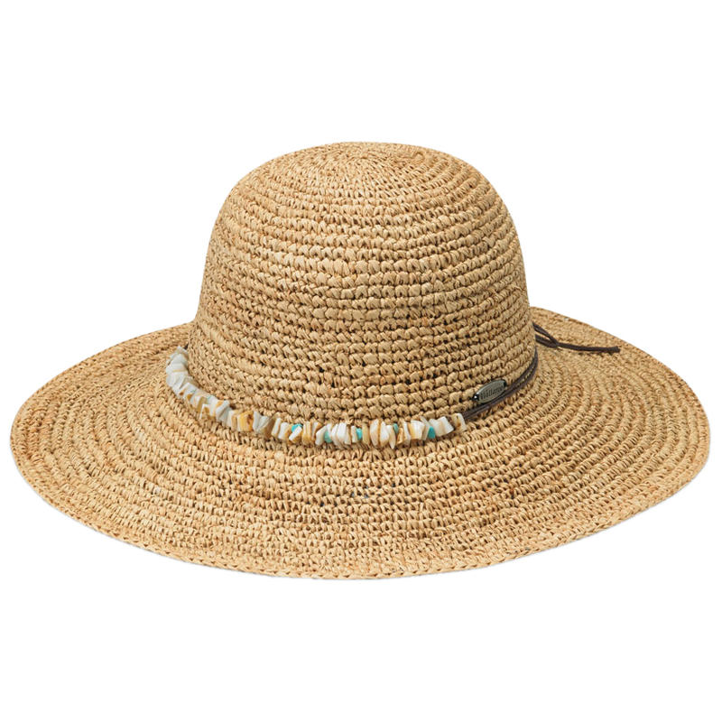Sabrina Sun Hat Natural