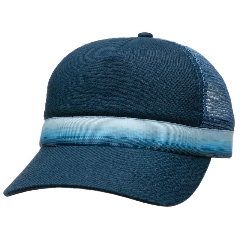 Loran Trucker Hat Navy