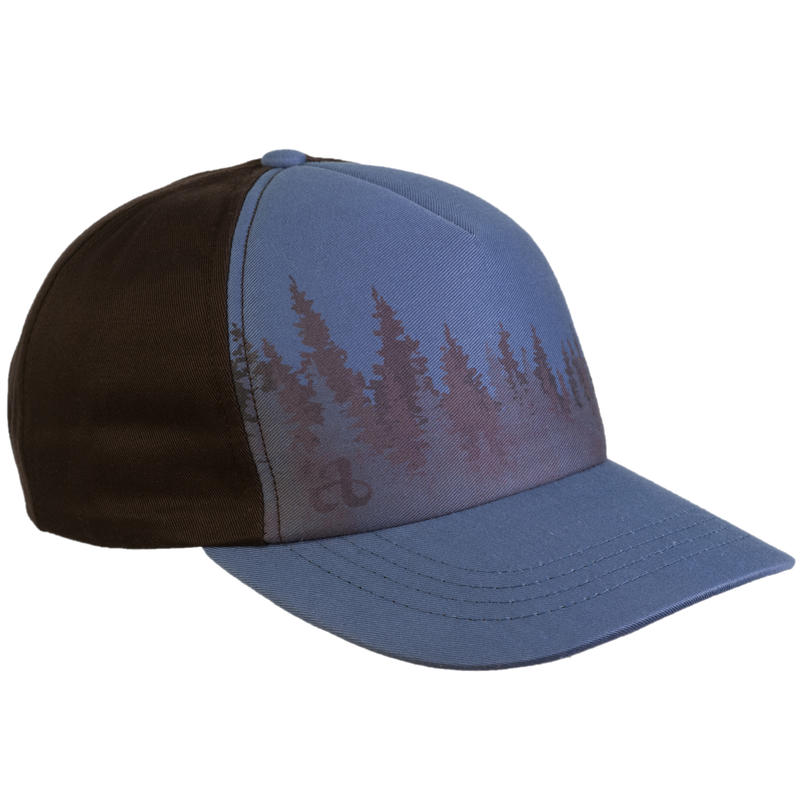 Treeline Hat Cool River