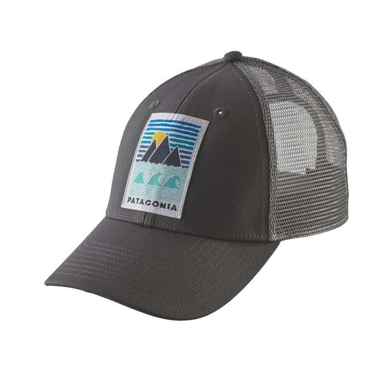 Casquette Deep Ones LoPro Gris forge
