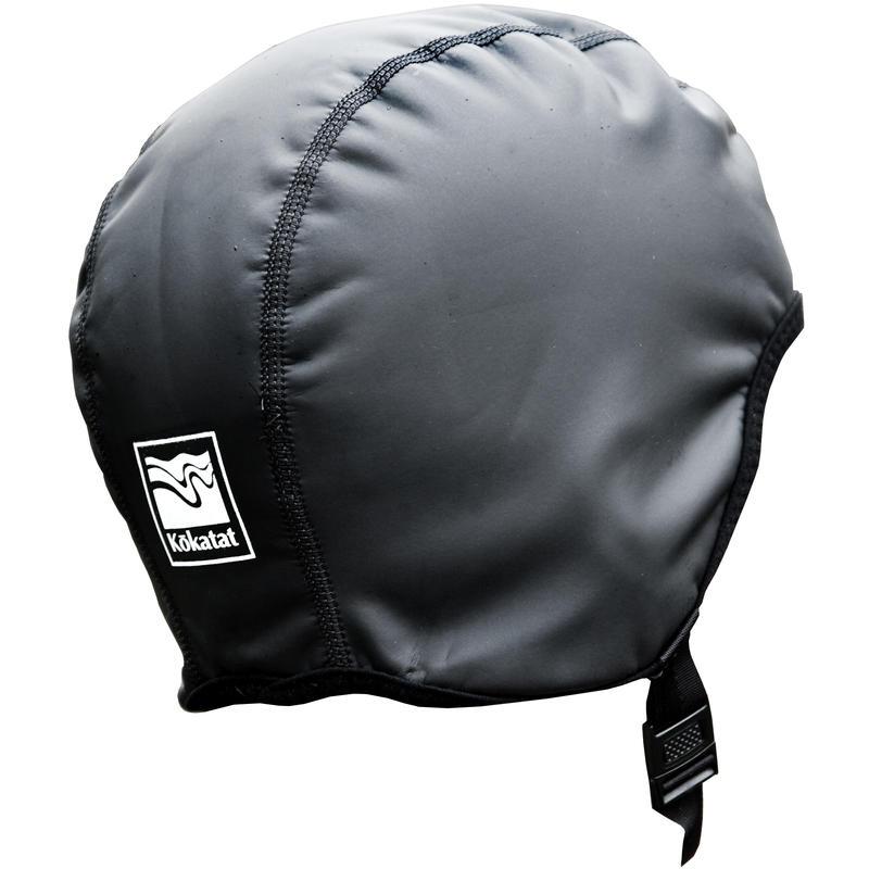 SurfSkin Strap Cap Black
