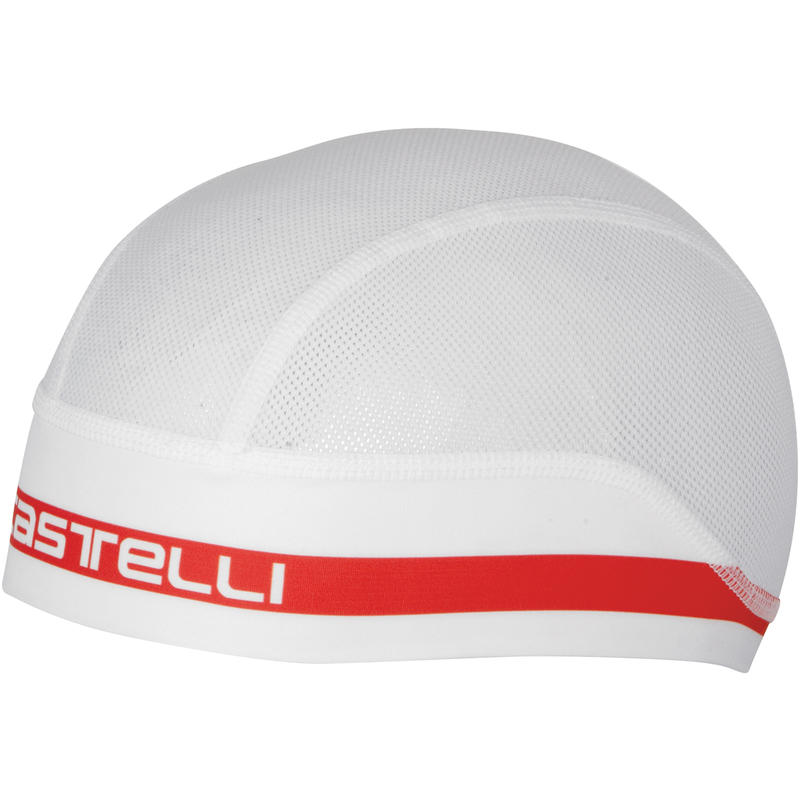 Summer Skull Cap White