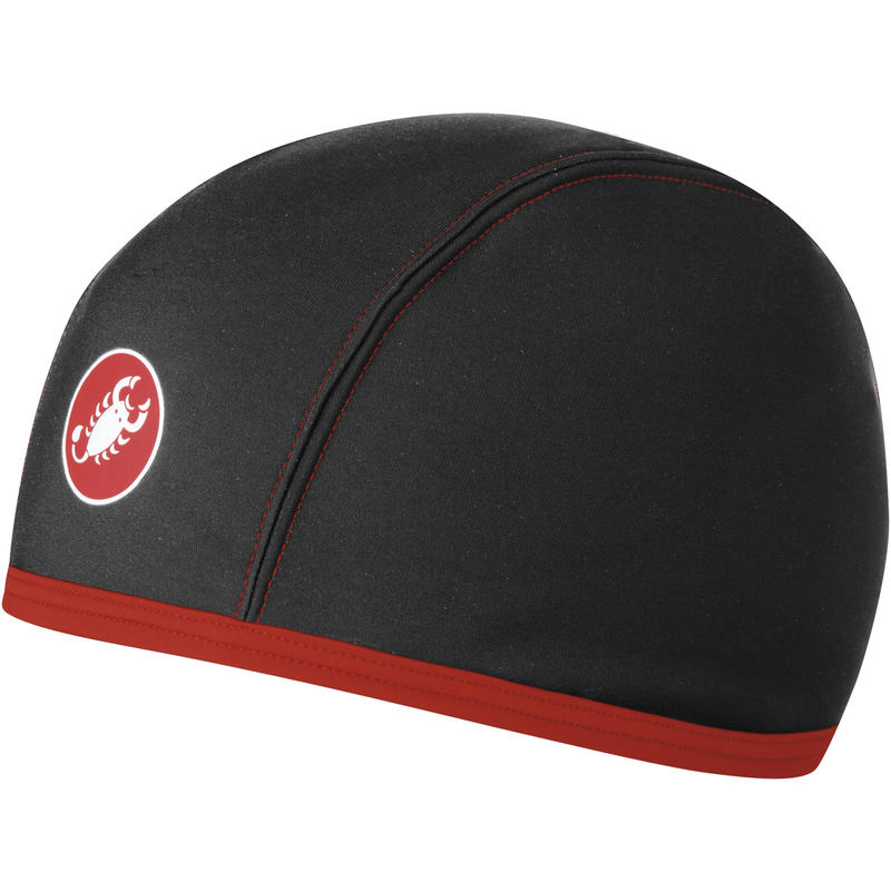 Bonnet de vélo Thermo Skully Noir