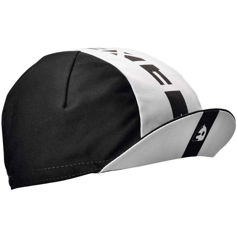 Kapelu Classic Cap Black/White