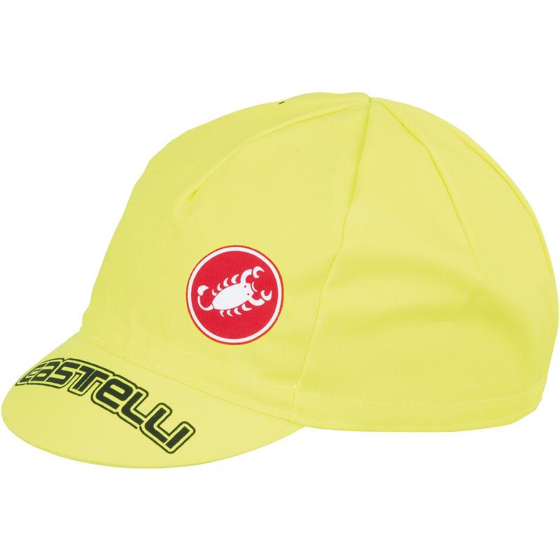 Velocissimo Tour Cap Yellow Fluo