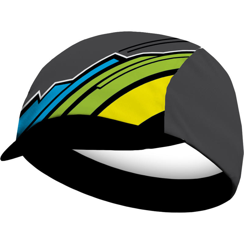 Tectonic Cycling Cap Lime Green