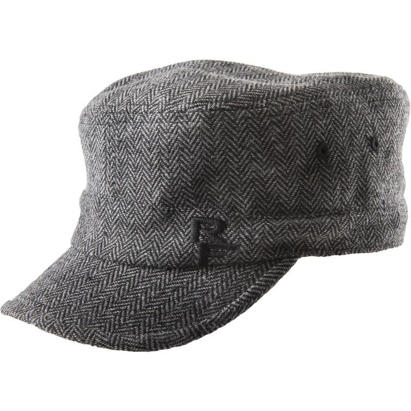 Military Cap Herringbone