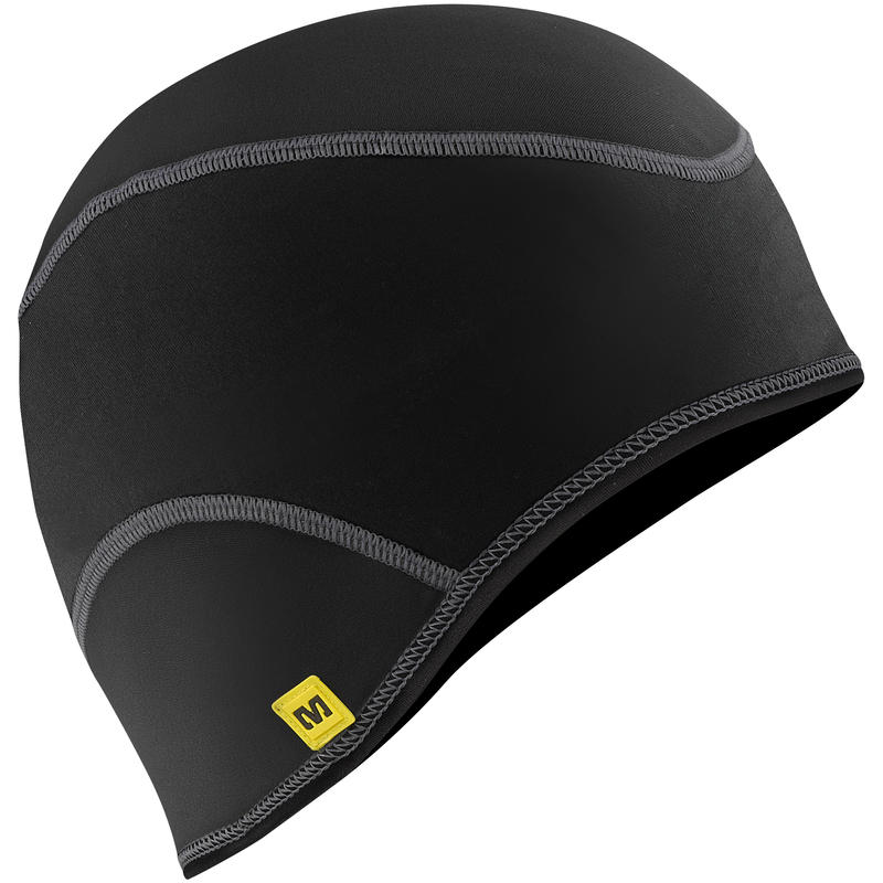 Winter Underhelmet Cap Black