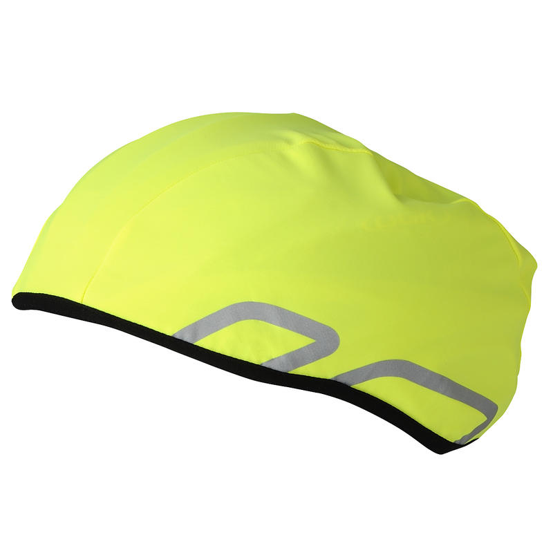 Hi-Vis Helmet Cover Neon Yellow