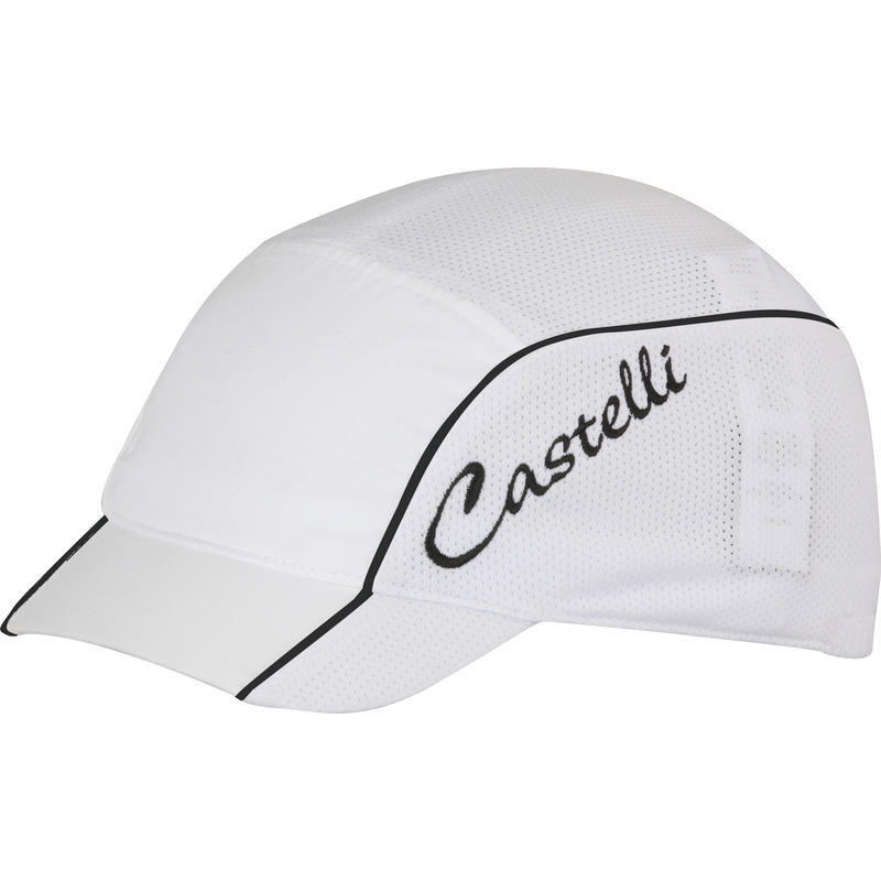 Summer W Cycling Cap White