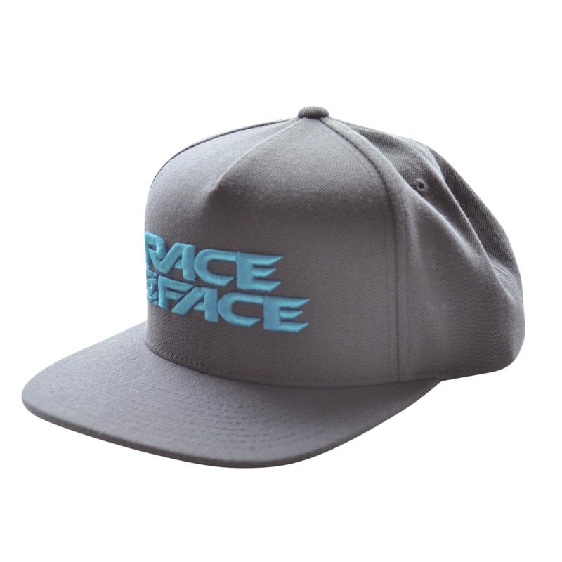 Porter Snap Back Hat Charcoal